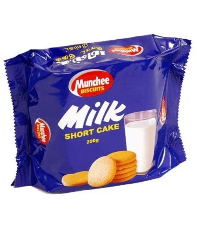 munchee Milk Short Cake Biscuits 200gr