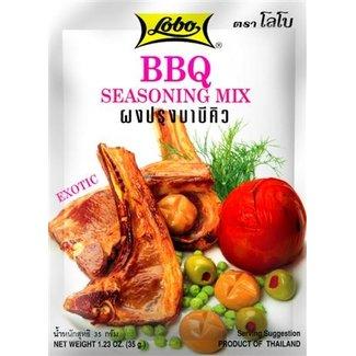 lobo bbq seasoning mix 35gr