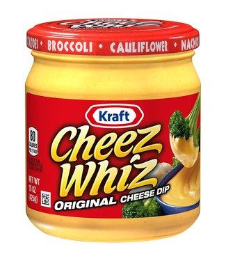 kraft cheez whiz original 15 oz (425gr)