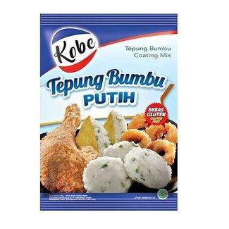 Kobe Tepung Bumbu Putih coating mix 75gr