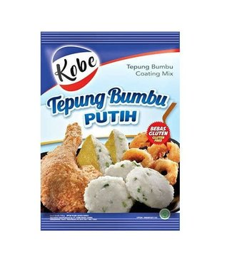 Kobe Tepung Bumbu Putih coating mix 75gr