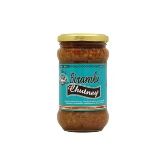 Lekker Bekkie Birambi Chutney 290 ml lekker bekkie