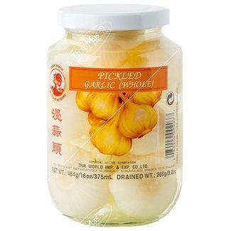 cock pickled garlic 454gr