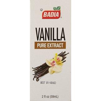 badia vanilla extract 2fl oz (59ml)