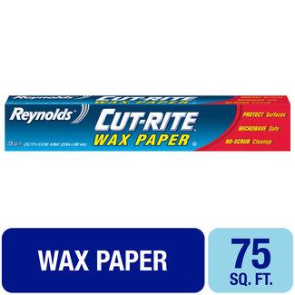 Reynolds Cut Rite Wax Paper 75 sq (23m x 302 mm)