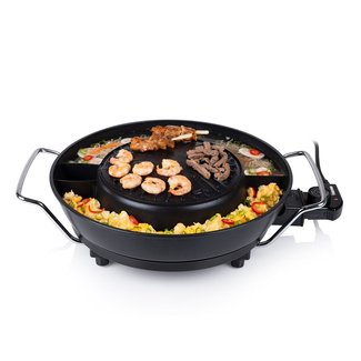 Korean Grill Set PZ-9150 Tristar 3L