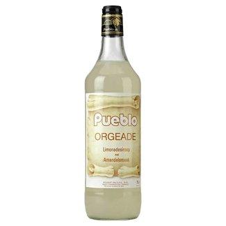 pueblo orgeade syrup almond flavor 1 liter
