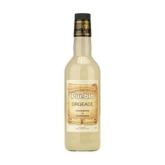 pueblo orgeade syrup almond flavor 500ml