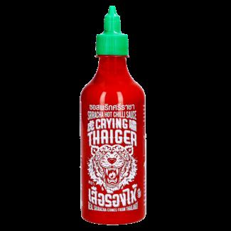 crying thaiger Sriracha Hot Chilli Sauce 440ml extra hot