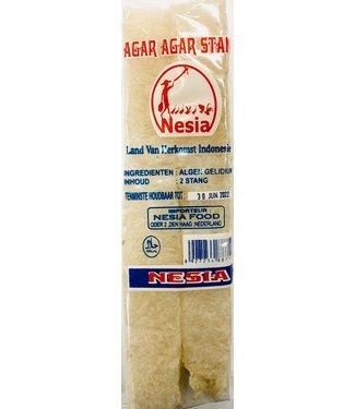 Nesia Agar Agar Stang, Algen Gelidium 2 stuks