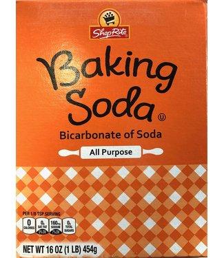 ShopRite Baking Soda, All purpose 16oz (454g)