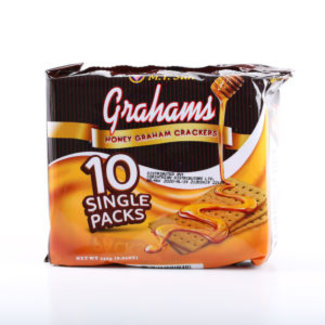 MY San honey graham crackers 250g