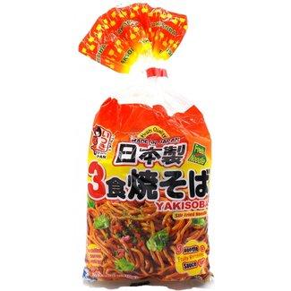 Itsuki Pre-Cooked Yakisoba, 510 g, 3 servings