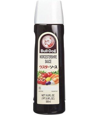 bulldog worcestershire sauce 500ml (16.9 Fl. oz)