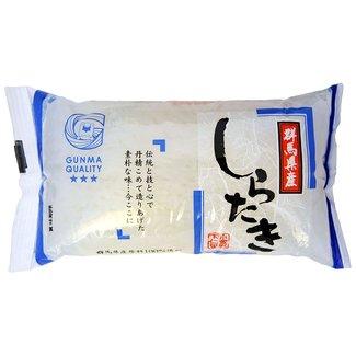 shimonita shirataki shiro, witte konjac noedels 420g