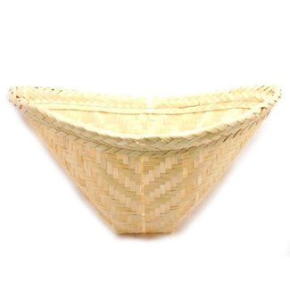 bamboo basket for glutinous rice pot