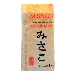 Misako Sushi Rice 1kg