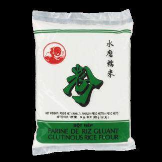 Glutinous Rice Flour 400gr Cock Brand