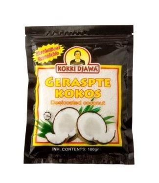 kokki djawa grated coconut 100g