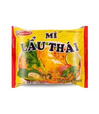Acecook Noodle Mi Lau Thai Chicken Flavour 78g