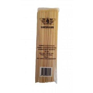 Bamboe Satestokjes 25cm Lucullus
