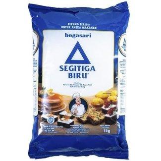 bogasari segitiga biru flour 1kg
