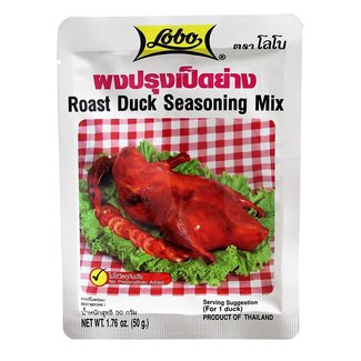 Lobo Roast Duck seasoning mix 50 gram
