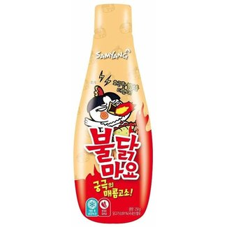 Samyang Buldak Hot Chicken Mayonnaise 250gr