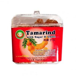 X.O Tamarinde with sugar & chilli 110gr