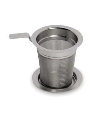 Tea Infuser stainless steel Ø7.5 cm - H7.5 cm - Royal Tea