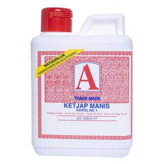 A Trade Mark Sweet soy sauce A - 500 ml