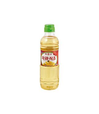 monggo apple vinegar 500ml