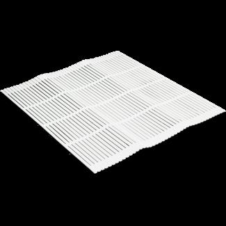 Sushimat 24,2 x 24,2 cm Japans - L8166 Kunststof
