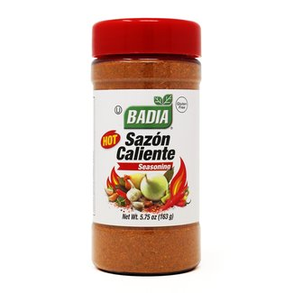 badia sazon caliente hot  5.75oz - 163g