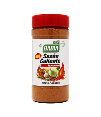 badia sazon caliente hot  5.75oz - 163g