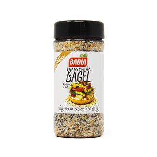 badia bagel everything seasoning 5.5oz - 156g