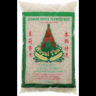 Royal Thai long grain jasmine rice 1kg