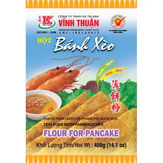 Bot Banh Xeo 400g vinh thuan Flour for pancake