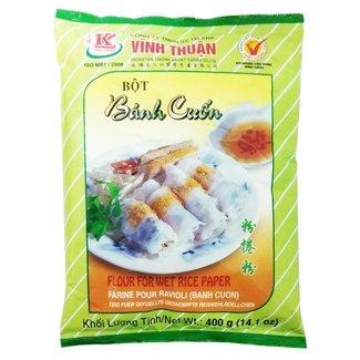 Banh Cuon 400gr Vinh Thuan Flour Wet Rice paper