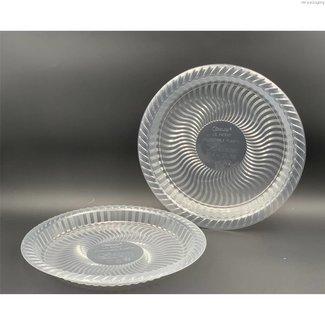 plate PP ⌀ 25cm - 30 pieces - PL10