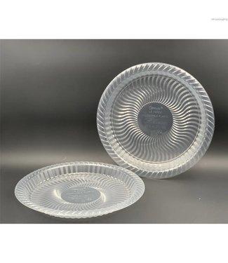 bord PP ⌀ 25cm - 30 stuks - PL10