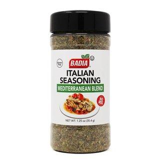 badia italian seasoning mediterranean 1.25 oz - 35.4g