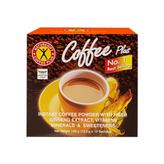 Coffee Plus Nature Gift No. 1 with ginseng - 135g