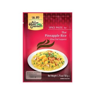 asian home gourmet - pineapple rice 50gr