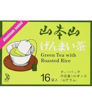 Genmai Cha tea bag 16 st (48g) YamaMotoYama