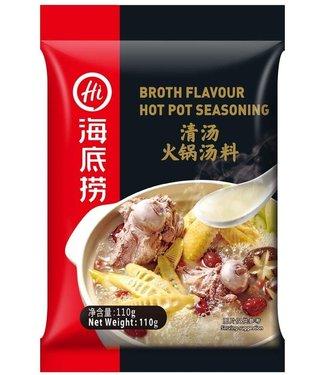Broth Flavour Hot Pot Seasoning 110 g HAiDiLao