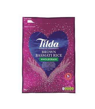 tilda brown basmati rice 5 kg