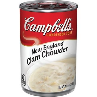 Campbell's New England Clam Chowder 298g