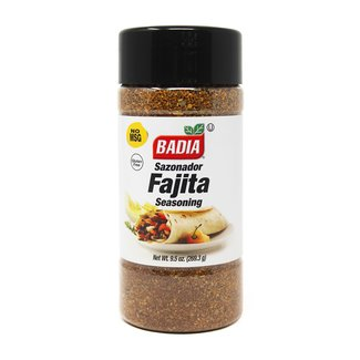 badia fajita seasoning 9.5 oz - 269.3gr
