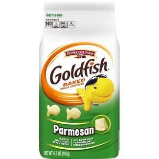 Pepperidge Farm Goldfish Parmesan Crackers 6.6 oz - 187g